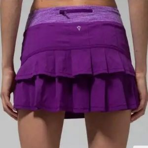 Ivivva Ready To Rally Set The Pace Skirt